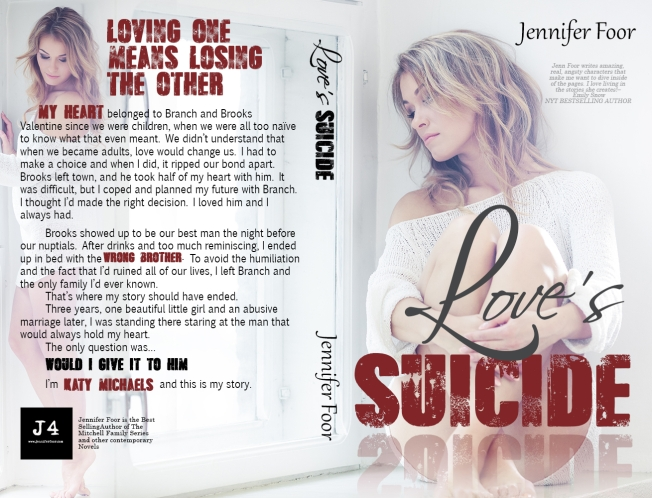 Love's Suicide Full jacket